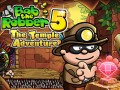 Spel Bob The Robber 5 Temple Adventure