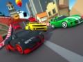 Cartoon Mini Racing