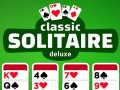 Spel Classic Solitaire Deluxe