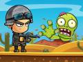 Spel Eliminate the Zombies