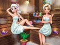 Spel Ice Queen Sauna Realife
