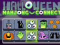 Spel Mahjong Connect Halloween