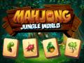 Spel Mahjong Jungle World