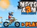 Spel Moto X3M Pool Party