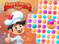Spel Papa Cherry Saga