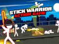 Spel Stick Warrior Action Game