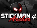 Spel Stickman Archer 4