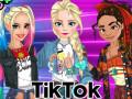 Spel Tik Tok Princess